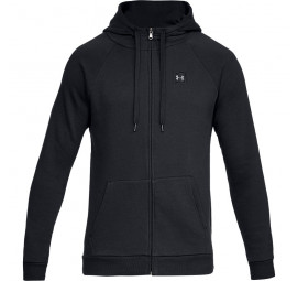 Jaqueta Under Armour Rival Fleece Preto Masculina
