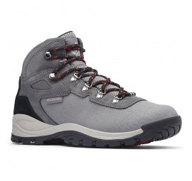 Bota Columbia Newton Ridge Plus II Waterproof Cinza Masculina