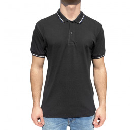 Camisa Polo Forum Muscle Marrom Masculina (Default)