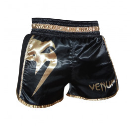 Shorts Muay Thai Venum Giant Spirit Sub. - Gold