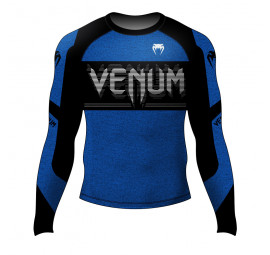Rash Guard Venum Bomber Navy