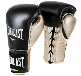 Luva de Boxe Everlast PowerLock Laces
